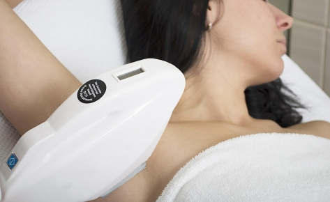 IPL SuperHairRemoval Haarentfernung